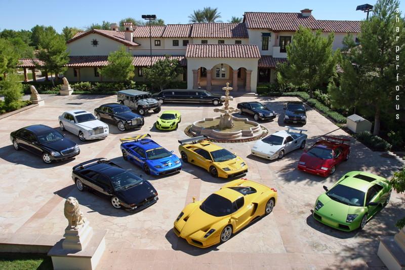 Gallery: Impressive Las Vegas Supercar Garage - GTspirit