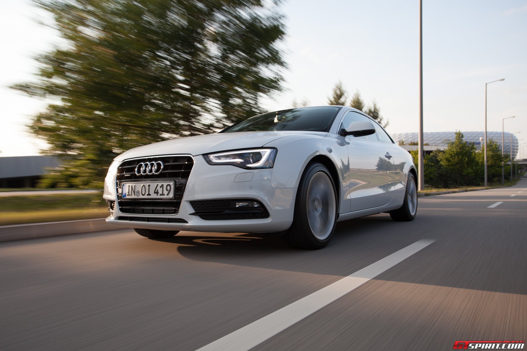 2013 audi a5 3 0 tdi clean diesel quattro review. Black Bedroom Furniture Sets. Home Design Ideas