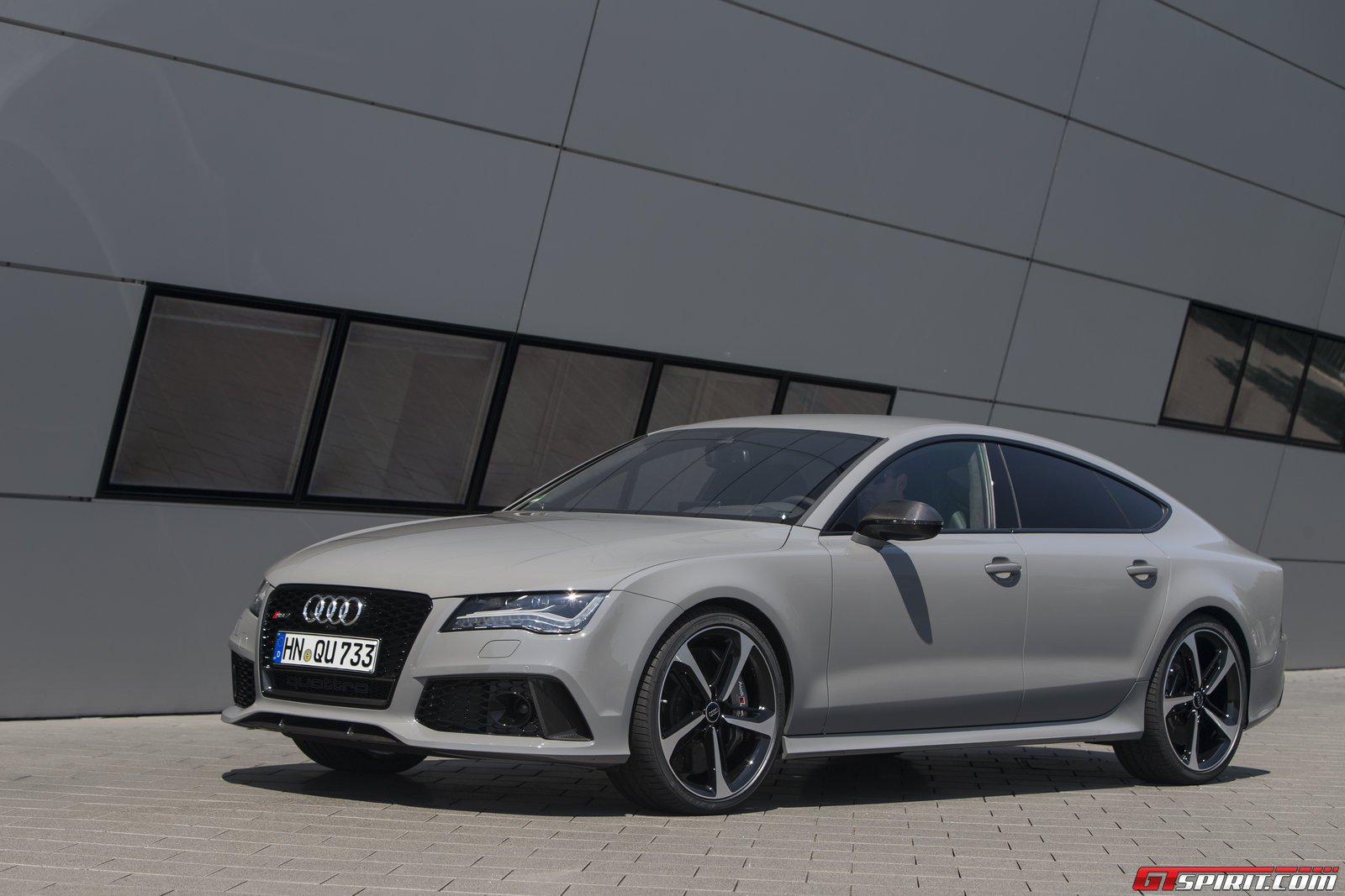 The Turbo Engineers >> Road Test: 2014 Audi RS7 Review
