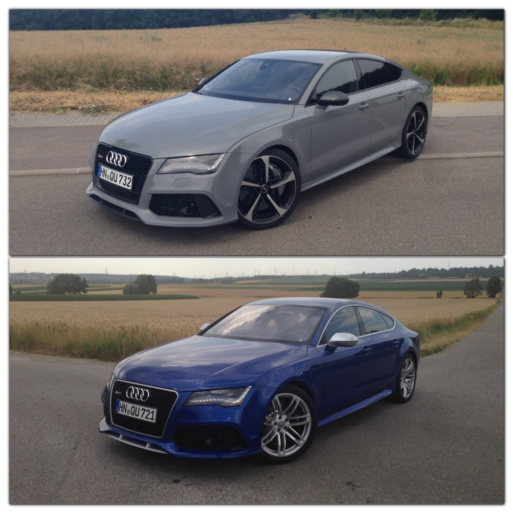 Road Test: 2014 Audi RS7 Review
