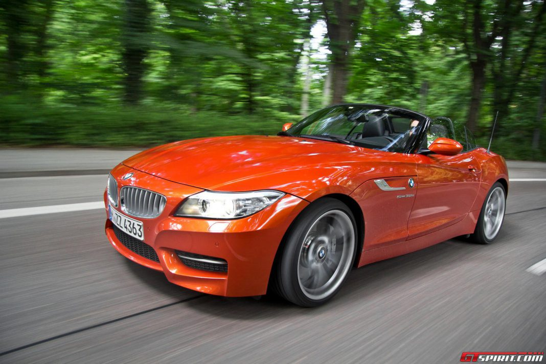 Road Test 2014 Bmw Z4 Sdrive35is Gtspirit