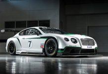 Official: 2014 Bentley Continental GT3