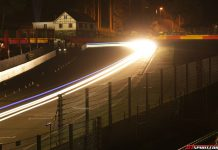 24 Hours of Spa 2013 at Night