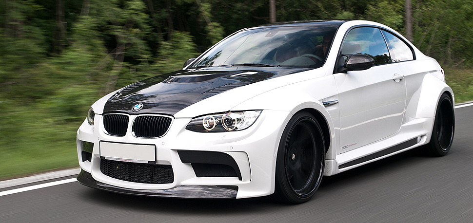Edo Competition Shows Off The Vorsteiner M3 Wide Body Kit