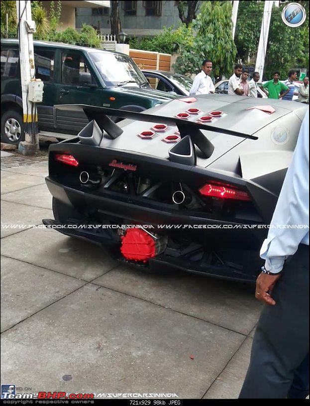 Overkill Indian Lamborghini Sesto Elemento Replica Gtspirit