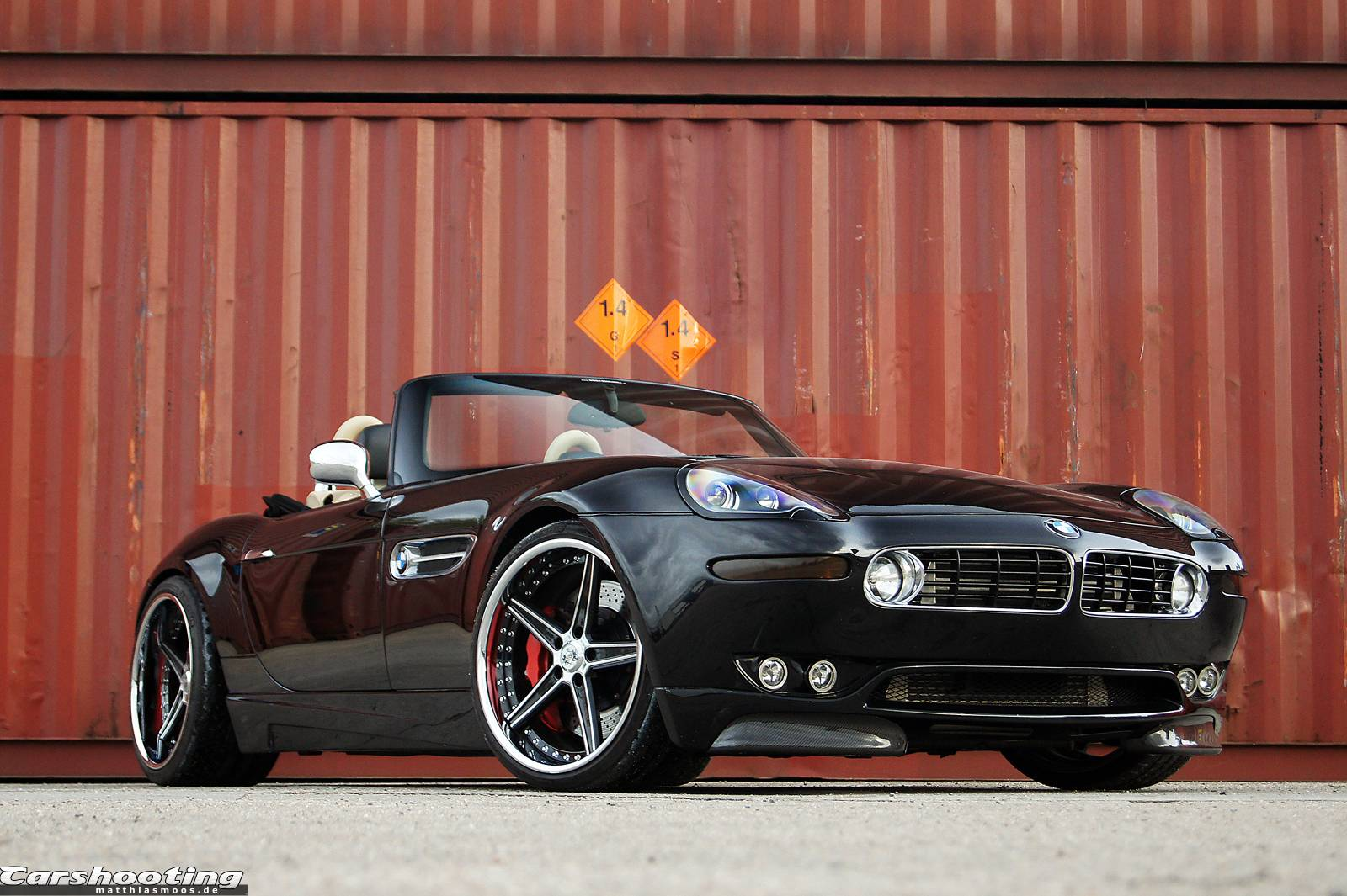 Gallery G Power 888hp Bi Supercharged Bmw Z8 Gtspirit