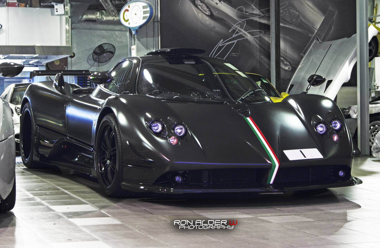 Photo Of The Day: Pagani Zonda Absolute in Hong Kong - GTspirit