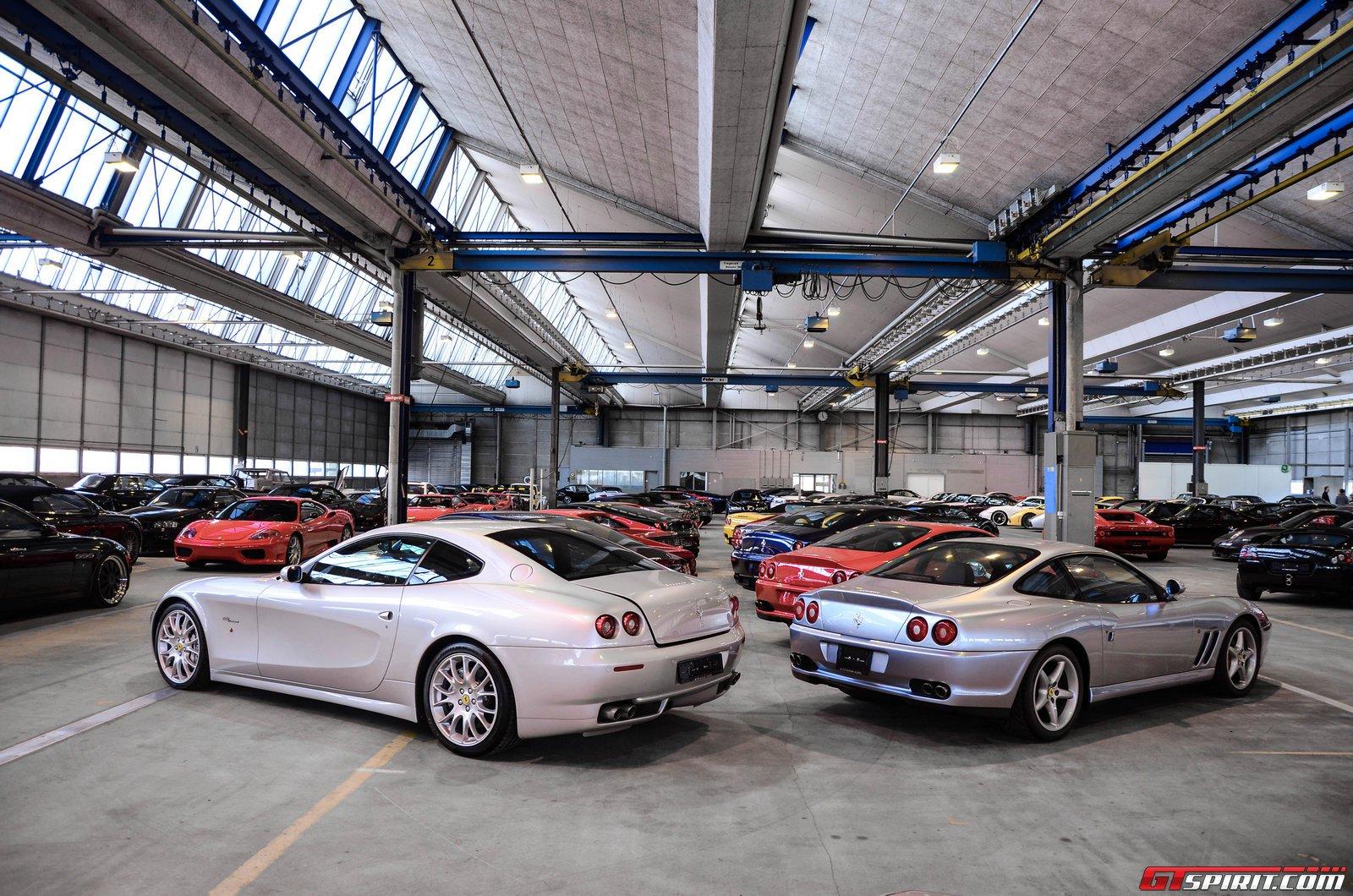 Gtspirit visits elite garage part 2 gtspirit for Garage automobile paris 16