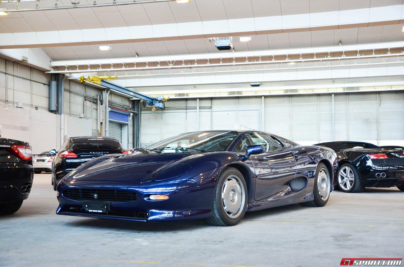 Gtspirit visits elite garage part 2 gtspirit - Garage jaguar montpellier ...