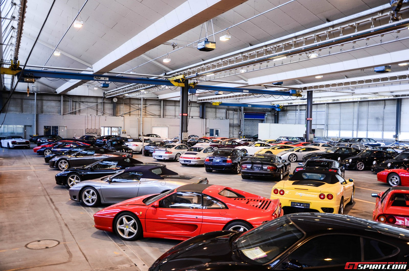 Gtspirit visits elite garage part 2 gtspirit for 16 car garage