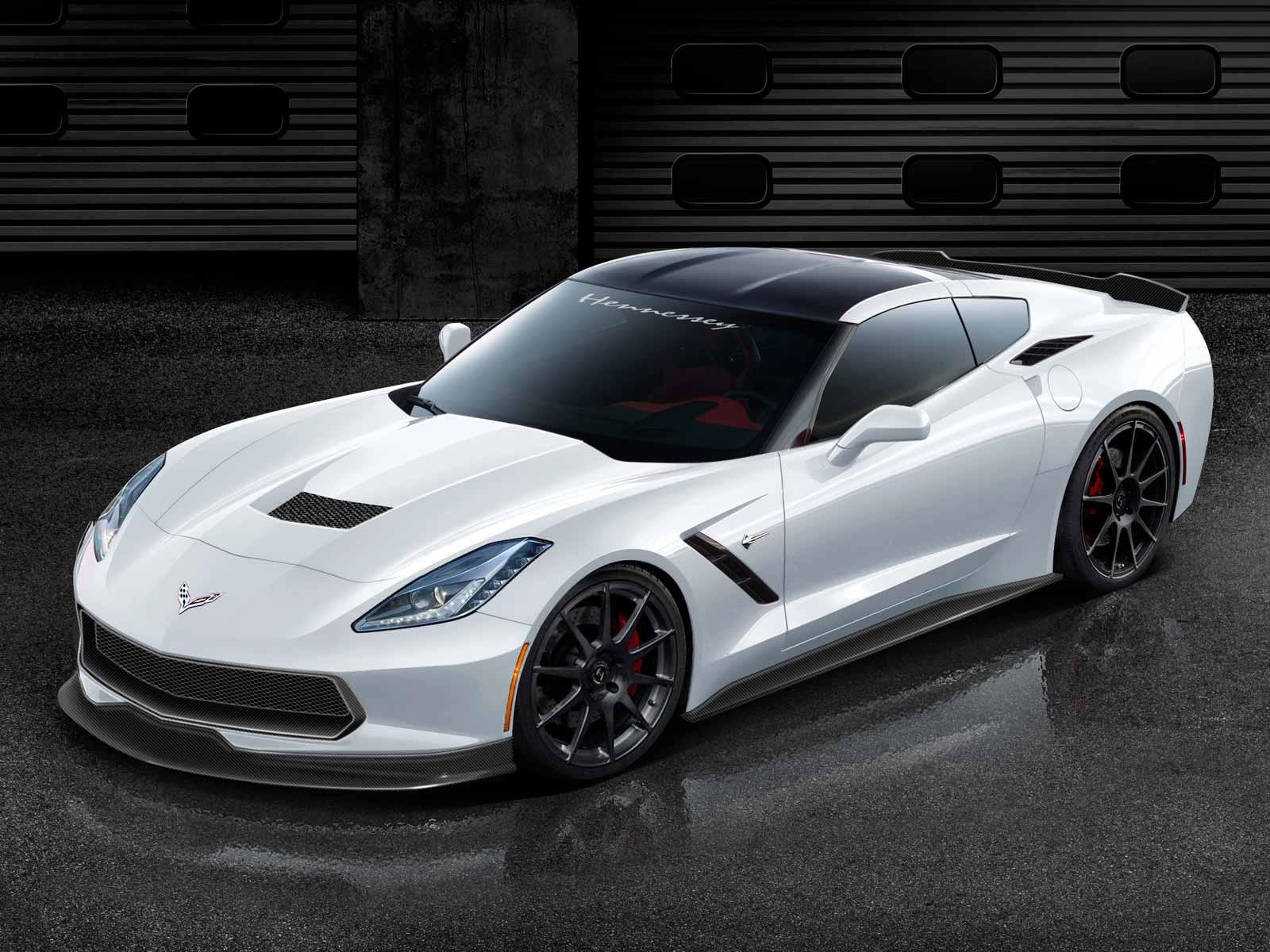 Hennessey Performance Announces Corvette C7 Upgrades