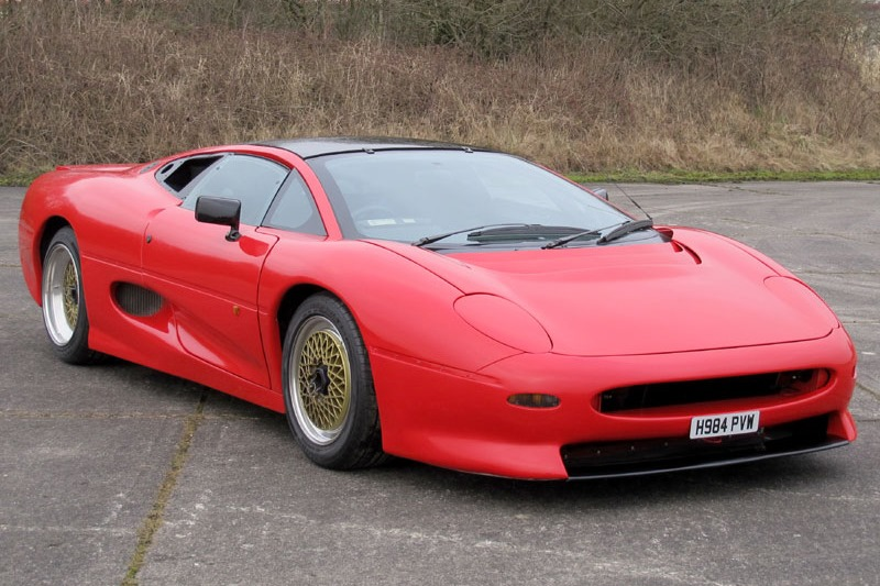 For Sale: Jaguar XJ220 Prototype