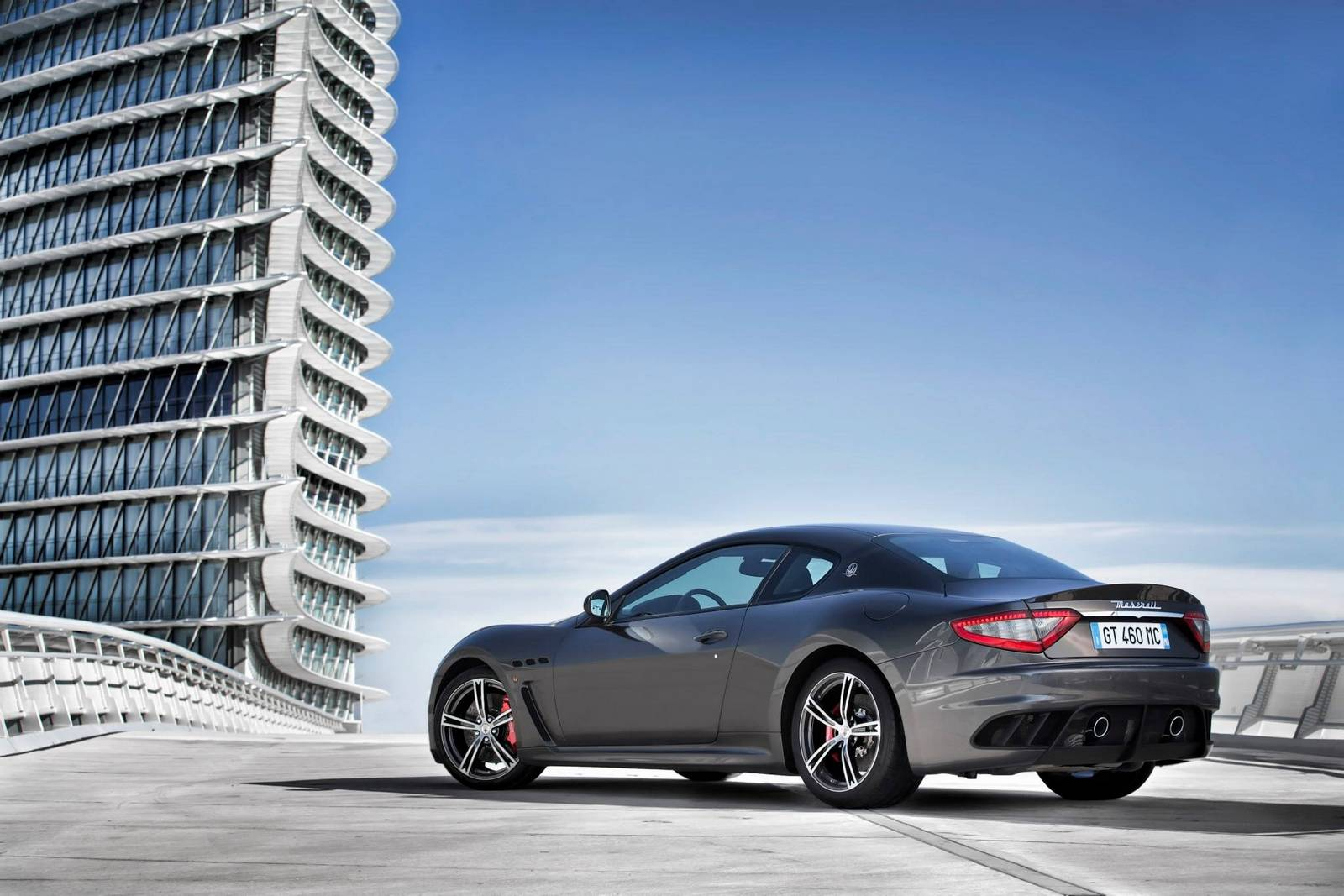 Next Gen Maserati GranTurismo Arriving In 2018