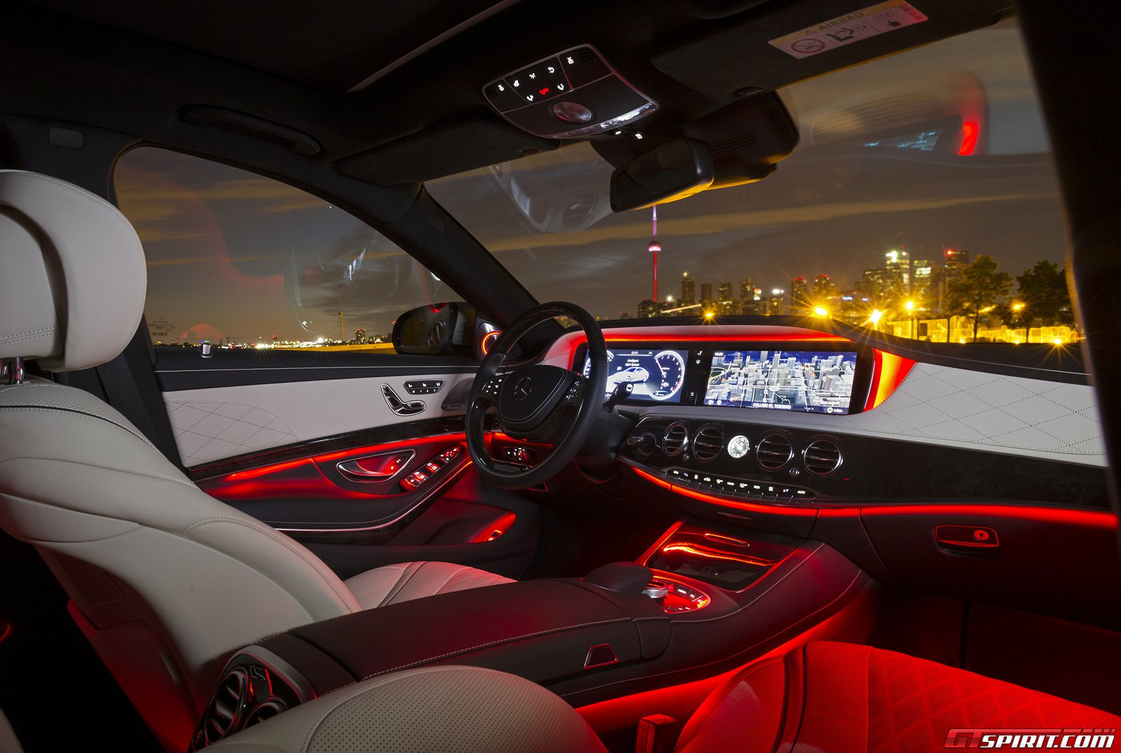 Road test 2014 mercedes s500 review for New interior