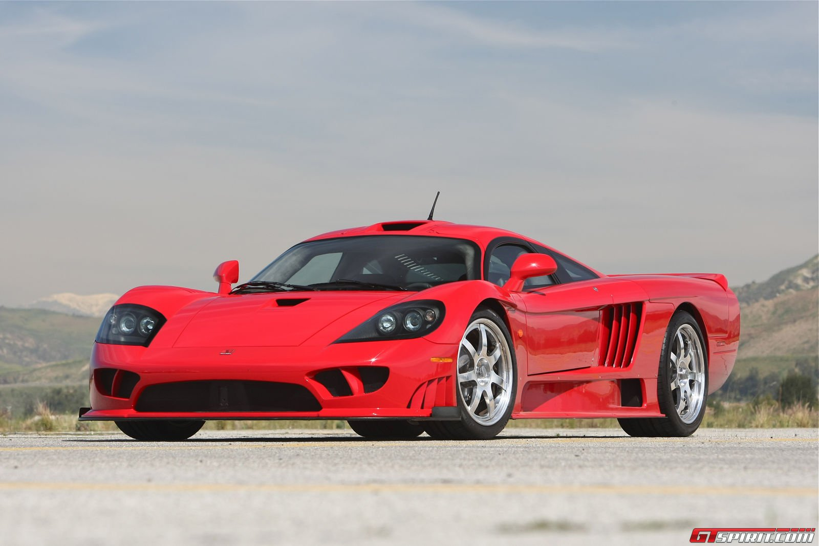 Saleen S7 For Sale >> Road Test: Saleen S7 Review