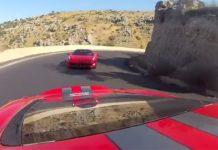 Video: Incredible Ferrari 430 Scuderia Sounds From Lebanon