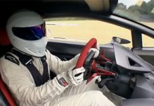 Video: The Stig Spins Lamborghini Sesto Elemento on Top Gear