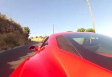 Video: Awesome Ferrari 458 Italia Sounds From Lebanon