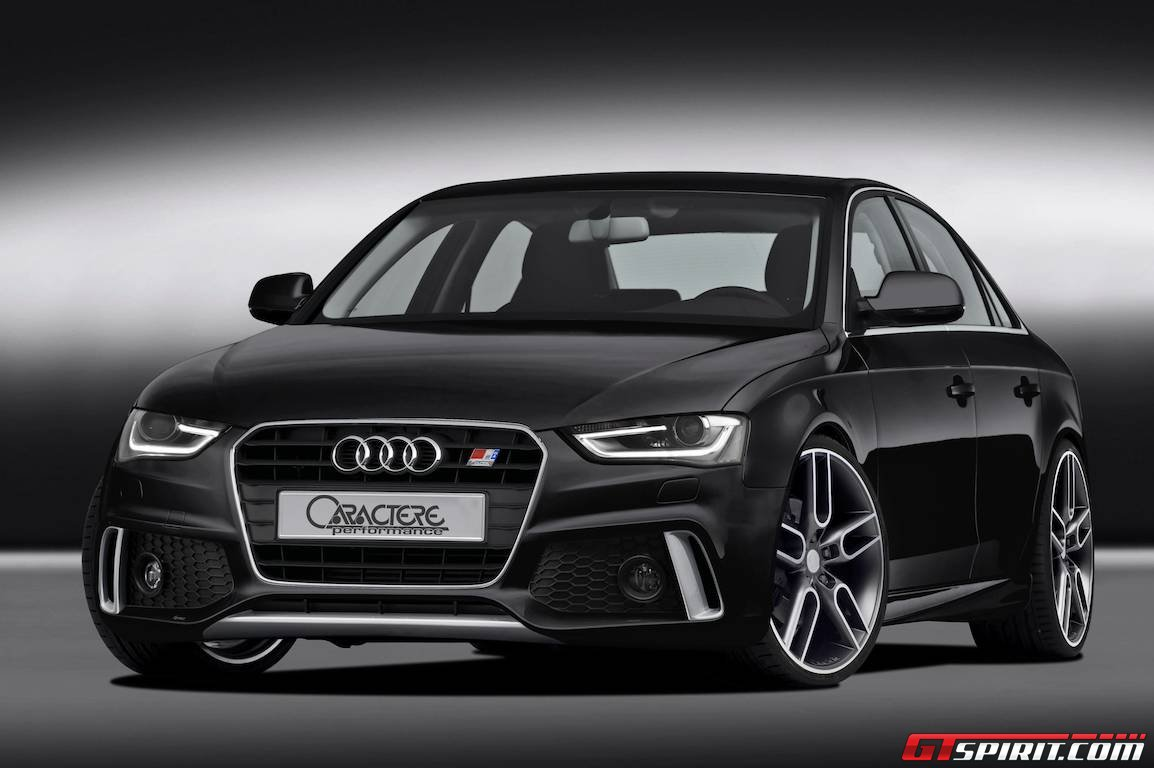 official caractere automobile 2013 audi s4 berline gtspirit. Black Bedroom Furniture Sets. Home Design Ideas