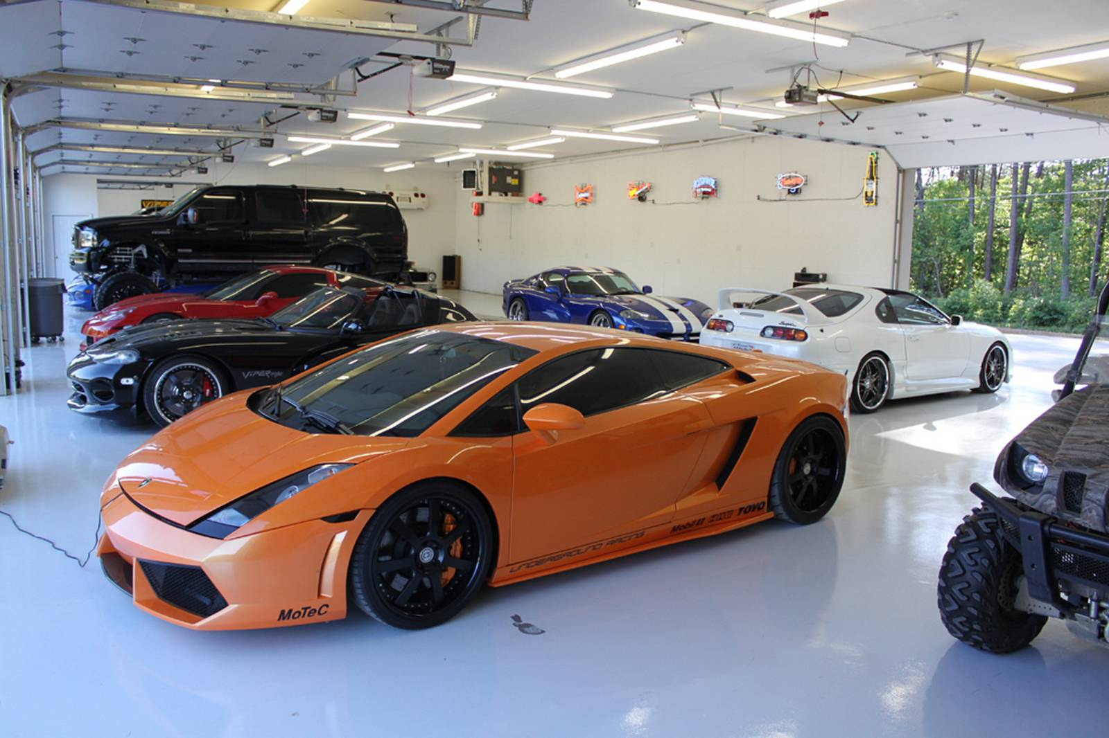 Gallery Supercar Collection Of Top Gun Customz Founder Gtspirit