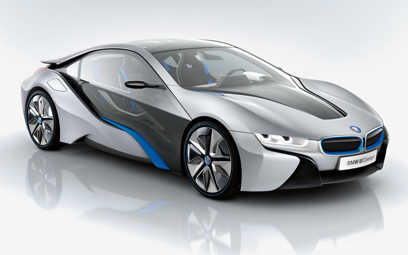 2014 Bmw I8 To Debut At Frankfurt Motor Show 2013 Gtspirit