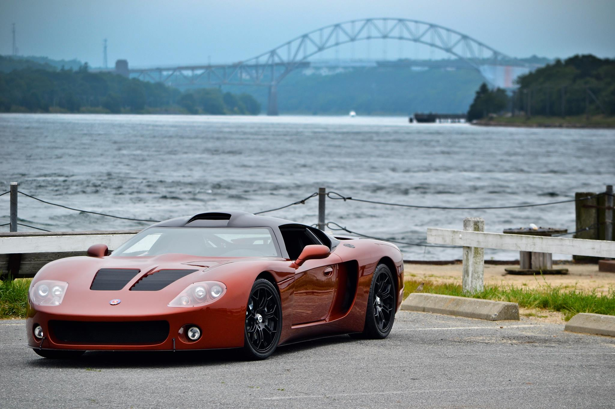 Gallery The Factory Five GTM Supercar  GTspirit