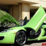 McLaren 12C Verde Ithaca