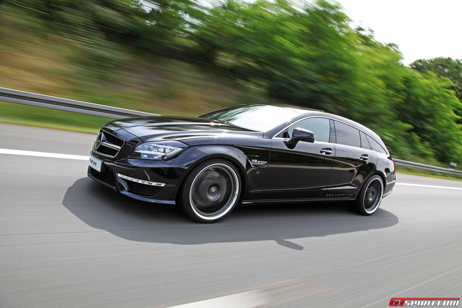 Official 846hp mercedes benz cls 63 amg shooting brake by for 2013 mercedes benz cls 63 amg