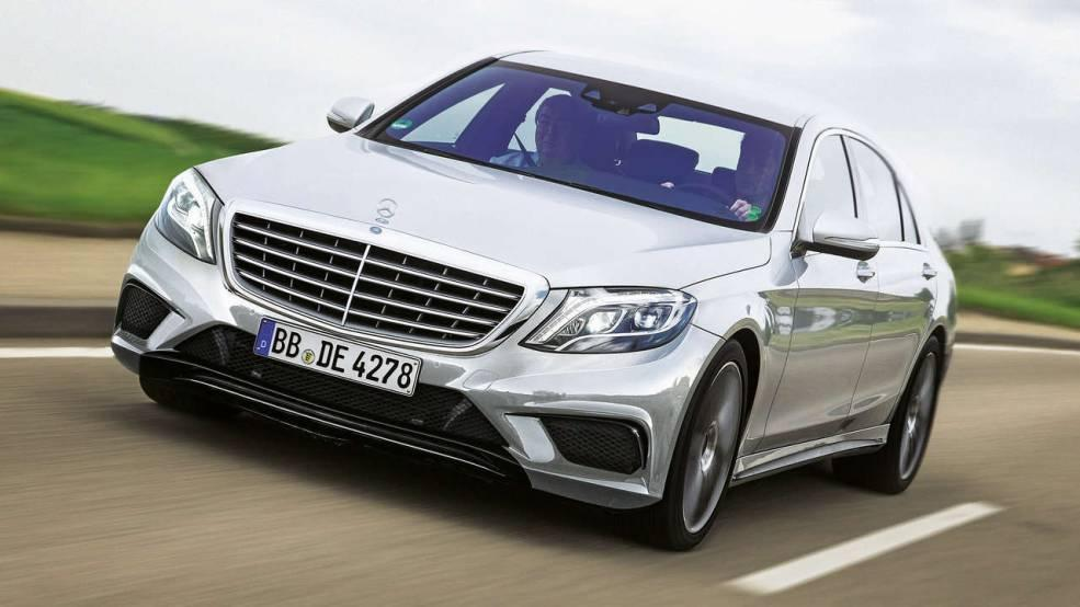 2014 mercedes benz s63 amg leaked gtspirit for Mercedes benz s63 amg 2014