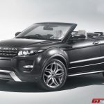 Report: Range Rover Evoque Convertible Heading to Production