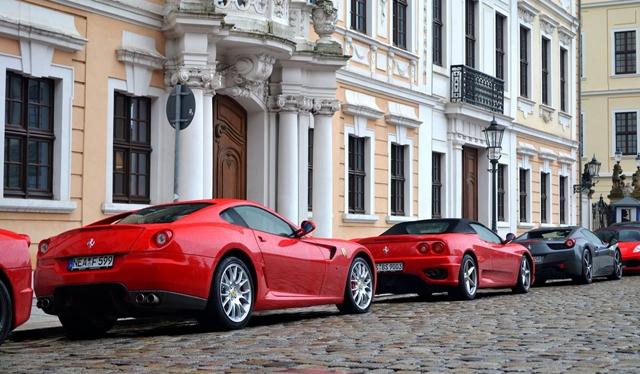 Gallery: 35th Anniversary Meeting of Ferrari Club Germany by Maciek Polikowski