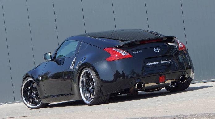 Official 2013 Nissan 370z Black Bullet By Senner Tuning Gtspirit