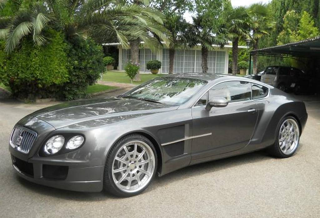 Bentley gt for sale
