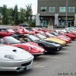 Ferrari Lineup