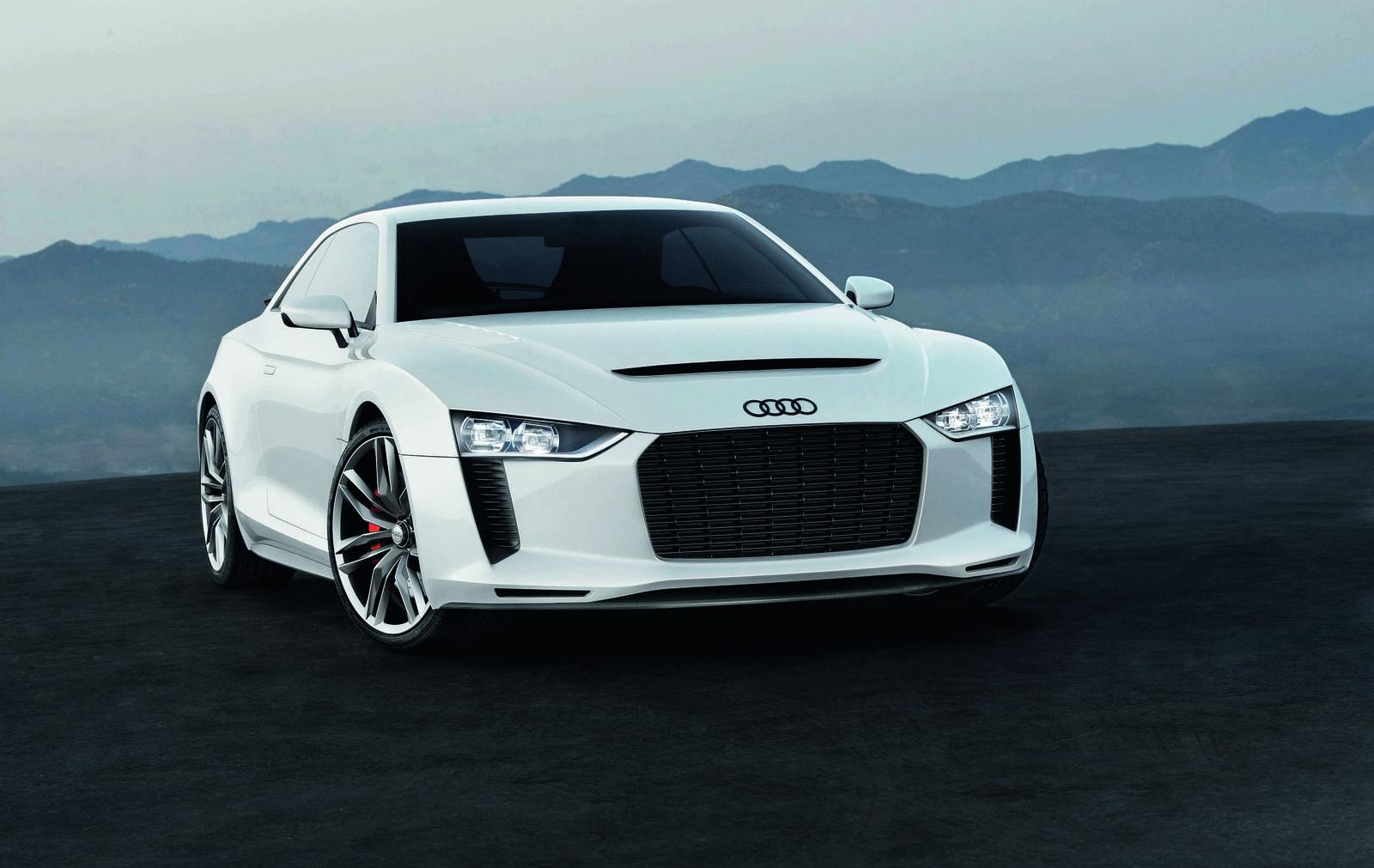 Audi Quattro Concept To Use Stretched Audi A Platform GTspirit - Audi quattro