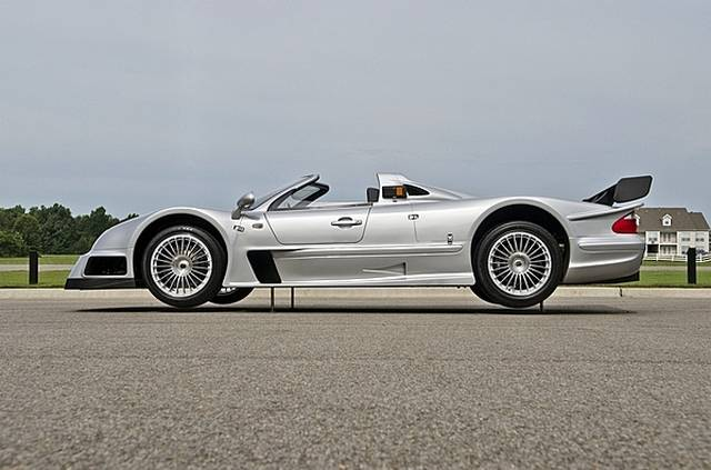 2002 mercedes benz clk gtr roadster to be auctioned at for Mercedes benz germany careers