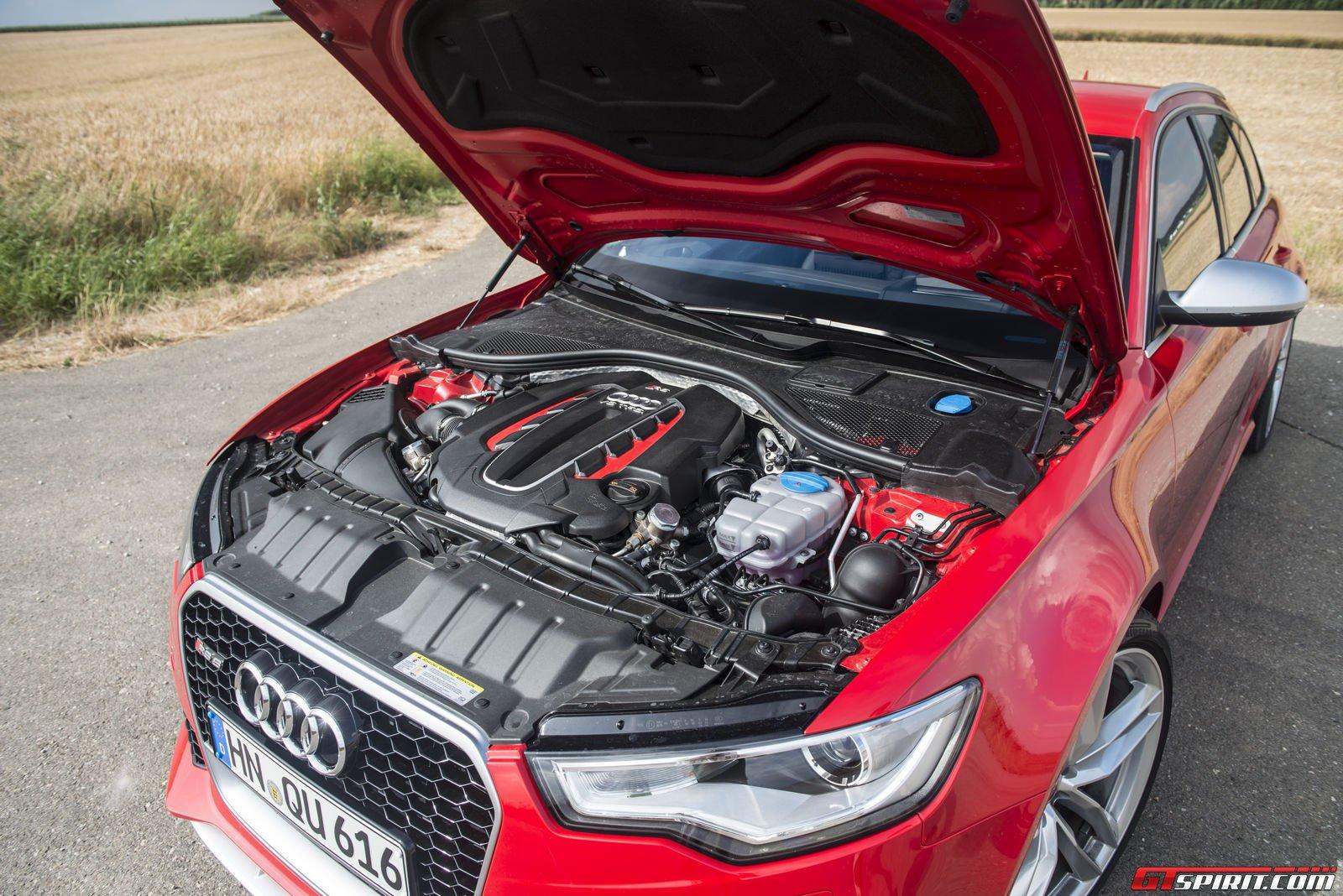 Audi Rs6 Motor