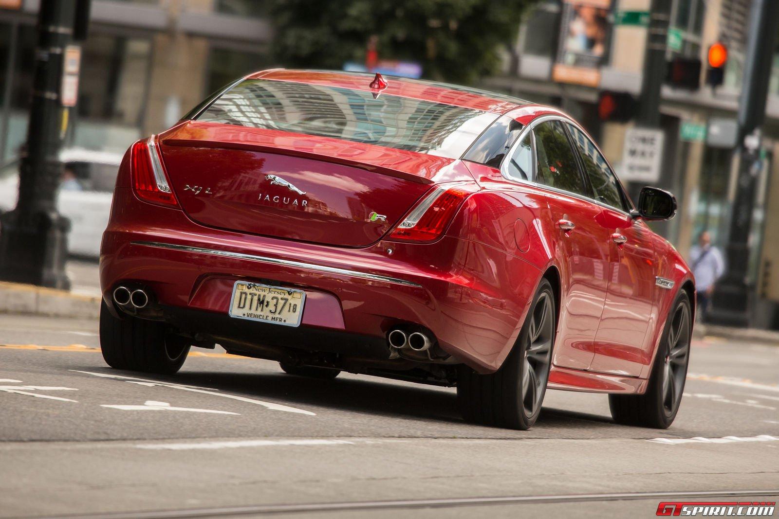 Conclusion. The 2014 Jaguar XJR ...