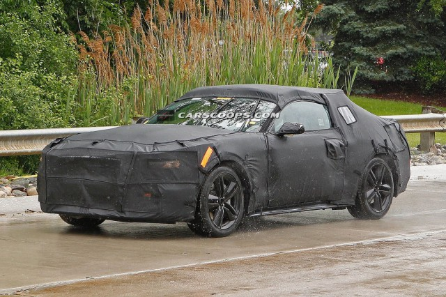 2015 Ford Mustang To Drop 400 Pounds Gtspirit