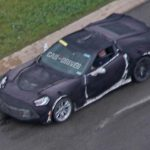 Spyshots: 2016 Chevrolet Corvette Stingray Z07 Could Have 600hp