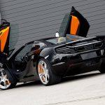 Official: 2013 McLaren 12C Spider British Open by Wheelsandmore