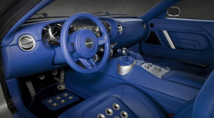 Gaplin Auto Sport Ford GTR1 Interior
