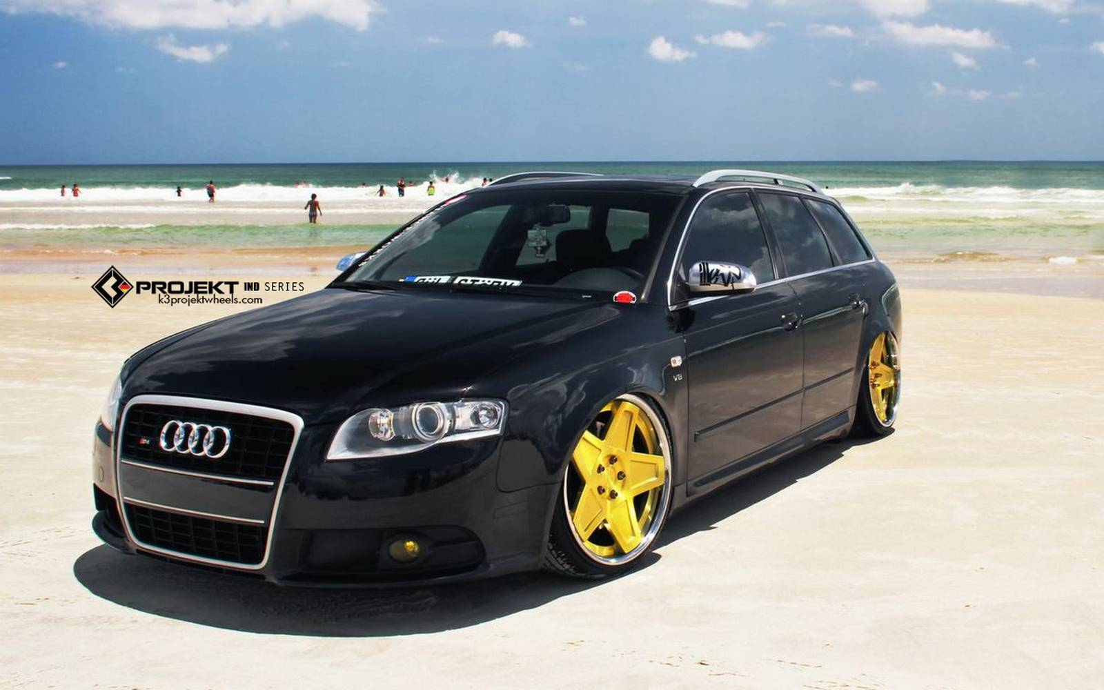 2006 audi s4 avant by k3 projekt gtspirit. Black Bedroom Furniture Sets. Home Design Ideas