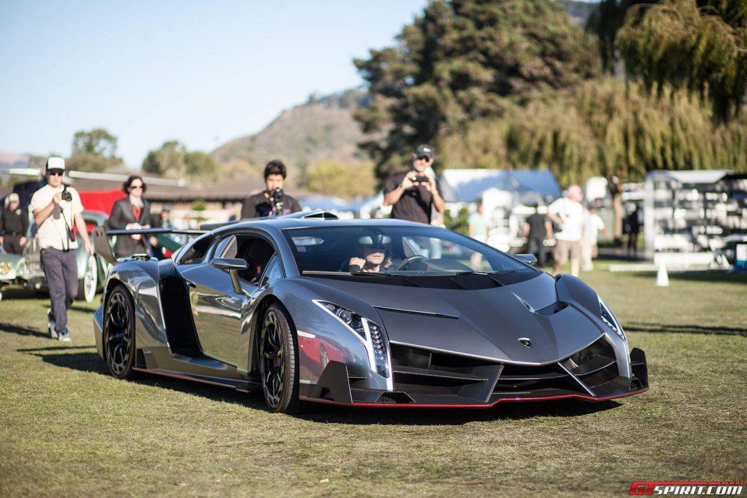 Lamborghini Veneno Monterey