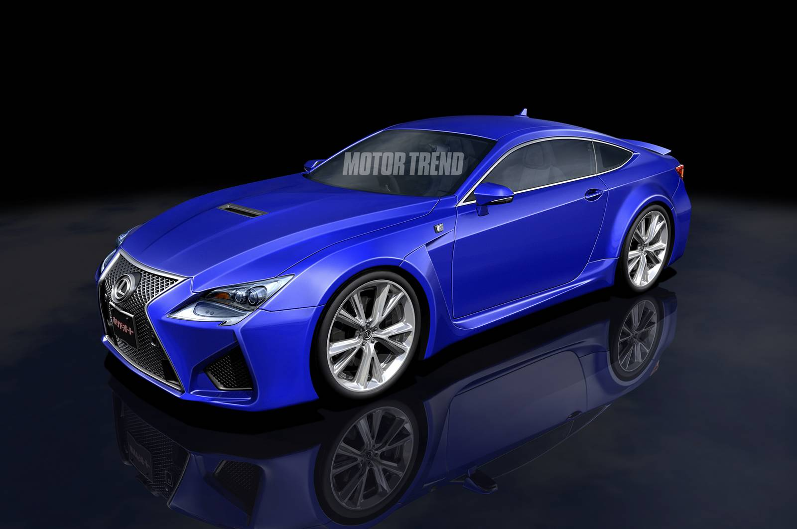 2015 Lexus Rc F To Cost Over 100k Feature Active Aero And Hit Over