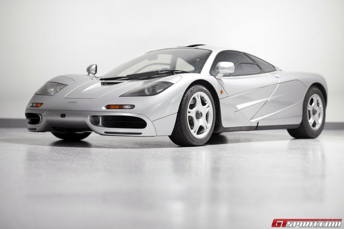 Monterey 2013 Mclaren F1 Sells For Million Gtspirit