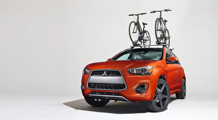 Official 2013 Mitsubishi Outlander Sport Summer Edition