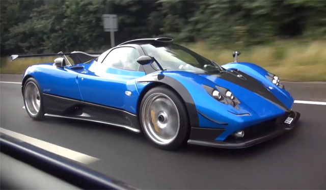 The Best of the Wilton House Supercar Convoy in Videos