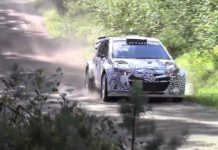 Video: New Hyundai i20 WRC Car Gets Shakedown in Finland