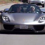 Jay Leno's Exclusive Porsche 918 Spyder Drive